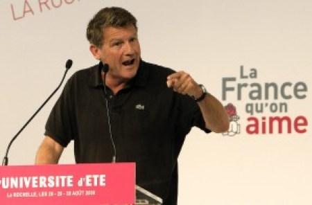 Franzoesischer Bildungsminister