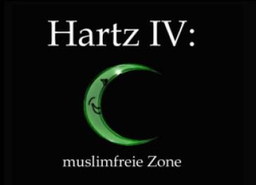 Hartz4 Muslimfreie Zone