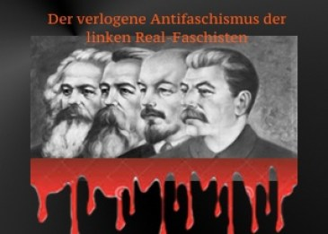 Verlogener antifaschismus