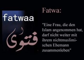 Fatwa nichtmuslimischer Ehemann