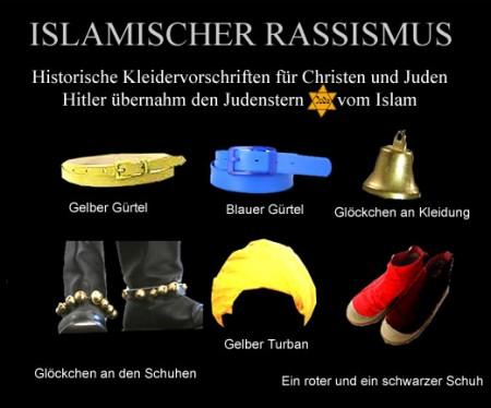 Rassismus Islam