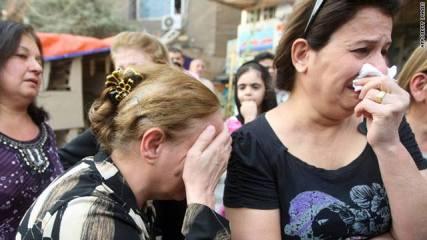 Christenvertreibung Irak