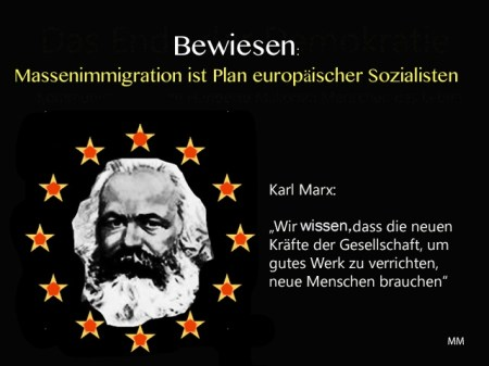 Massenimmigration