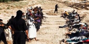 IS-massaker
