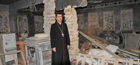 Erzbischof Mossul Emil Shimoun Nona