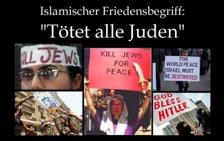 Judenhass Islam
