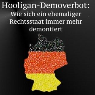 Hooligan Demoverbot