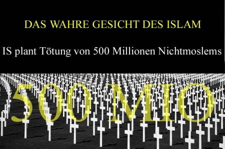ISIS 500 Mio Tote