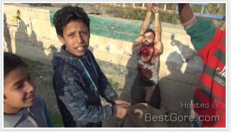 Syrien Gesichter des Islam