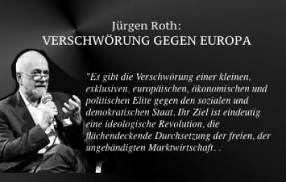 Verschwoerung gegen Europa