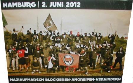 antifa Hamburg