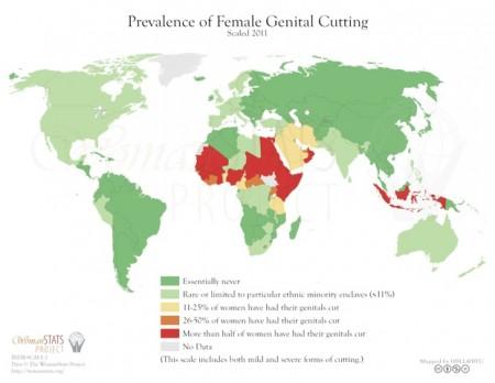FGM_Genitalverstuemmlung_Karte_Verbreitung