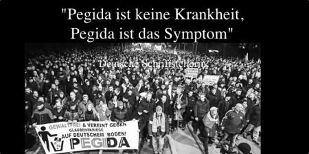 PEGIDA ist Symptom