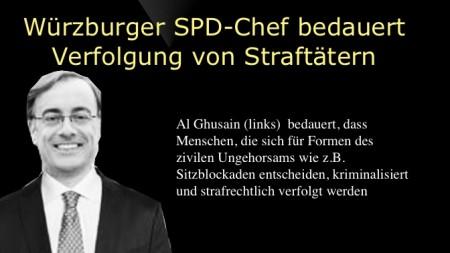 SPD beaduert Verfolgung von Straftaetern