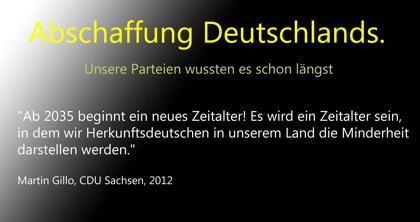 2035 sind Deutsche in der Minderheit