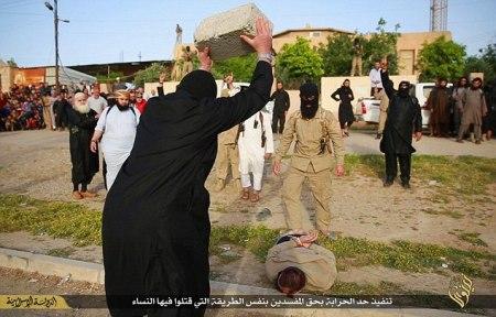 Kopfzerschmetterung im Irak