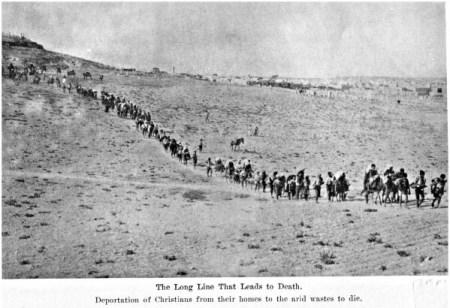 Todesmarsch der Armenier