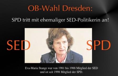 OB-Wahl Dresden