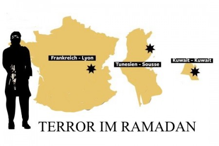 Terror im Ramadan