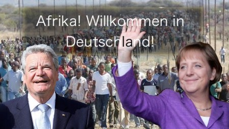 Afrika welcome in germany