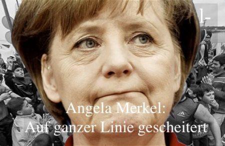 Merkel gescheitert