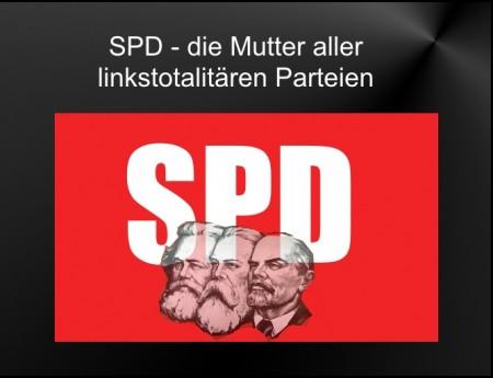 SPD Mutter d. Linkstotalitarismus