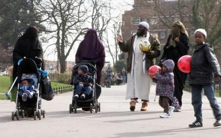 islamische Polygamie in USA