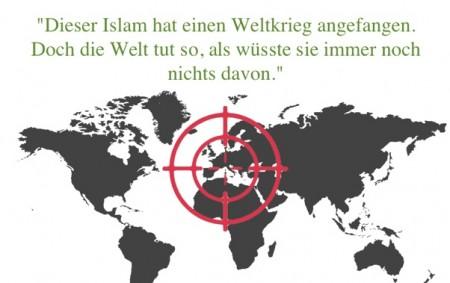 Islam Weltkrieg