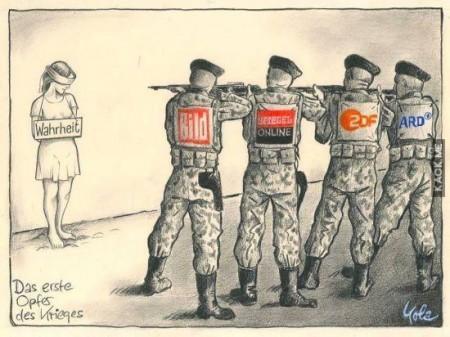 Medien gegen Wahrheit
