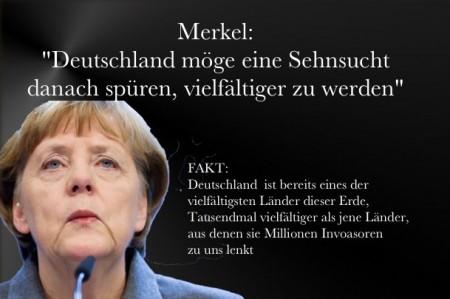 Merkel D vielfaeltiger