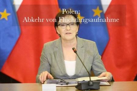 Polen keine Refugees mehr