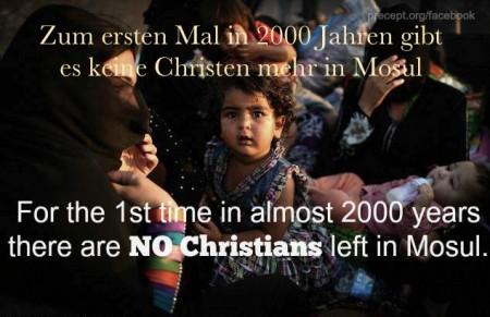 Mosul ohne Christen