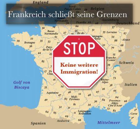 Grenzschließung Frankreich