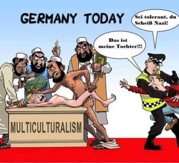 German multikulti