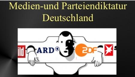 Medien-+Parteiendiktatur D