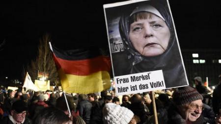 Merkel KO