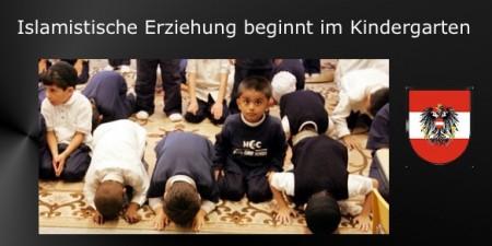 Islamistische Erziehung in A