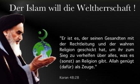 Weltherrschaft Islam