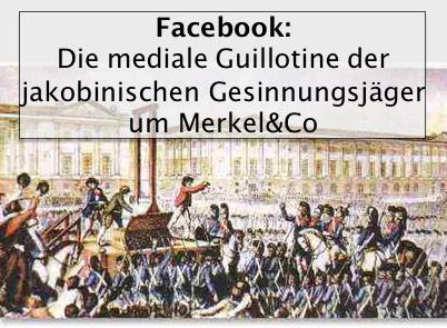 Facebook als Gesinnungsterror