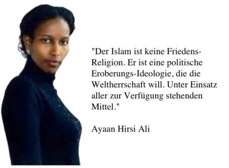 Islam keine Friedensreligion