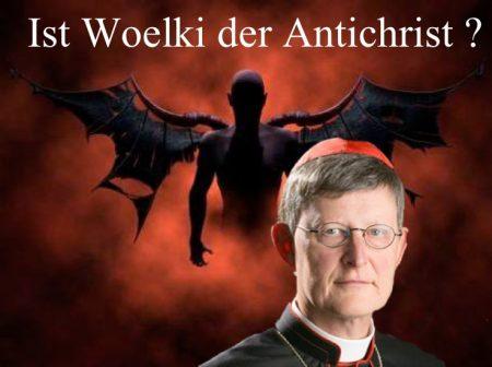 Woelki Antichrist