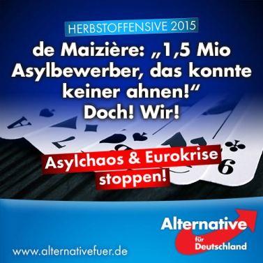 AfD Masenzuwanderung