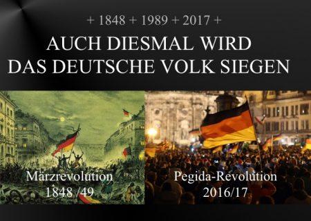 Deutsches Volk wird siegen