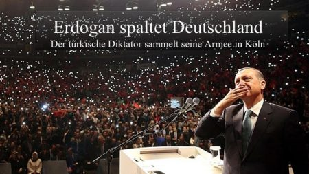 Erdogan in Koeln 2016