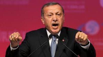 erdogan cleansing