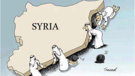 syrienkonflikt