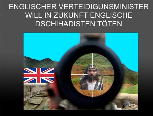 """""""Bedrohung eliminieren"""" Verteidigungsminister Williamson will britische IS-Terroristen töten"""