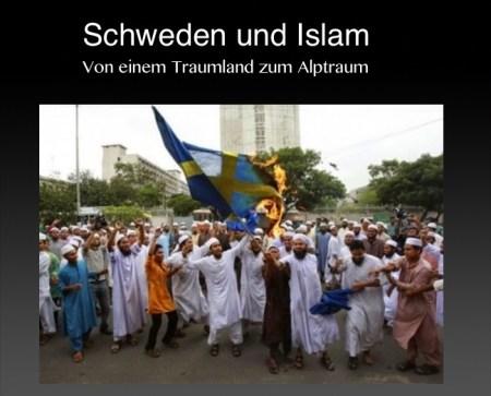 Schweden: Radikale Muslime verjagen Links-Feministinnen aus ihren Wohnviertel