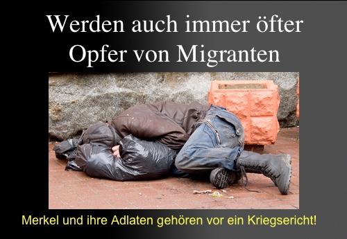 "Berlin: ""Araber"" greift 3 Obdachlose an – Staatsschutz ermittelt nicht"