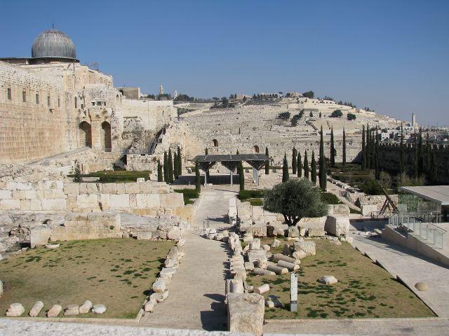 Еврейское кладбище на Масличной горе